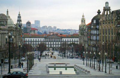 Aliados Avenue, Porto