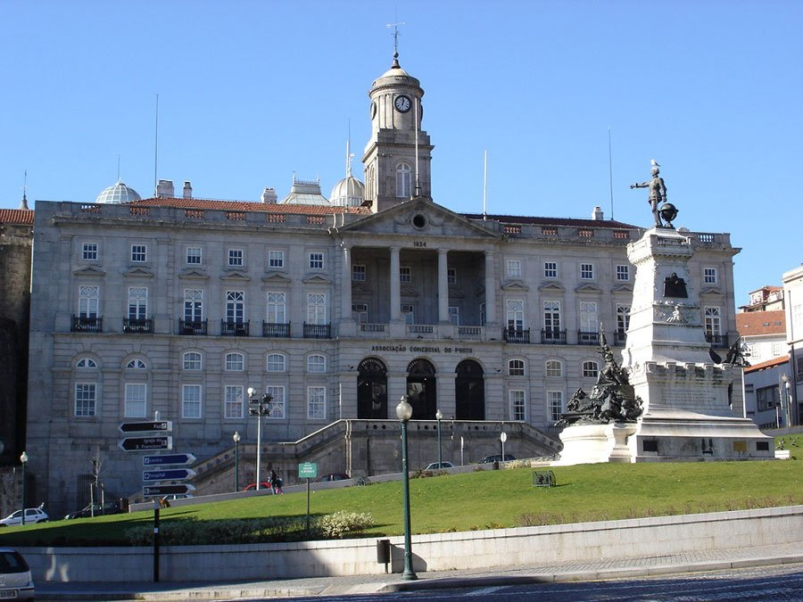 Palácio da Bolsa, Stock Exchange Palace, Porto