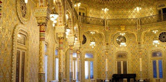 Arab Room Palácio da Bolsa