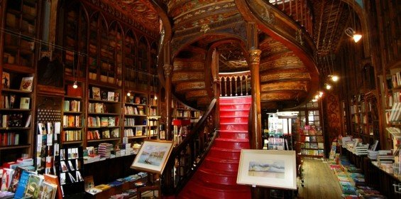 Beautiful Bookstore World Porto Lello Irmão
