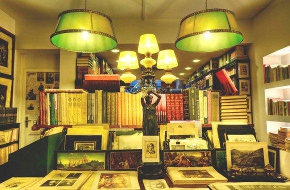 Book scouts stores in Porto