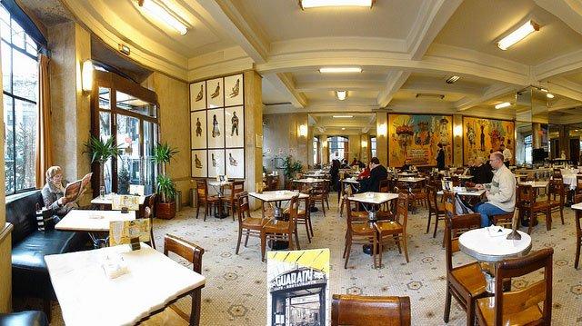 Cafe Guarany, Porto