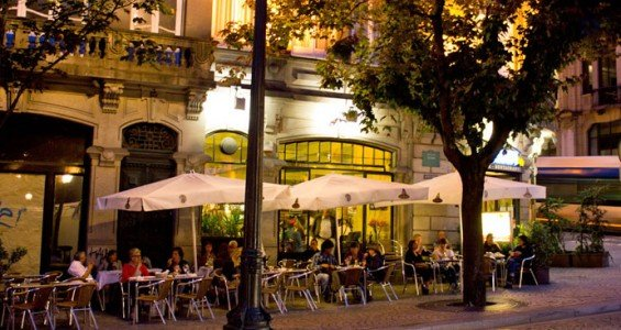 Cafe Guarany, Porto