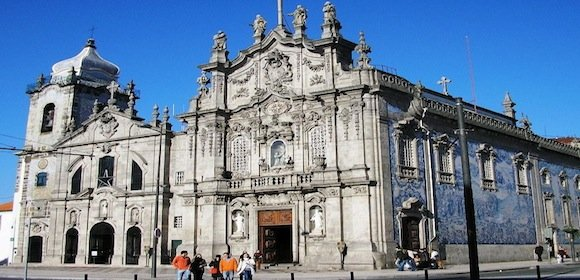 carmo and carmelitas churches