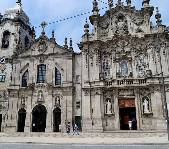 Carmo and Carmelitas Churches, Porto