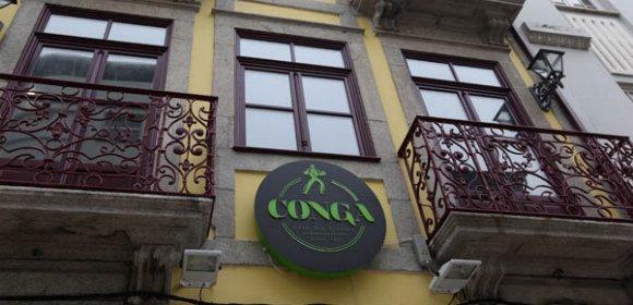 Conga das Bifanas, Porto