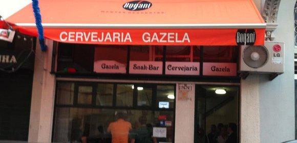 Gazela Snack-bar, Porto