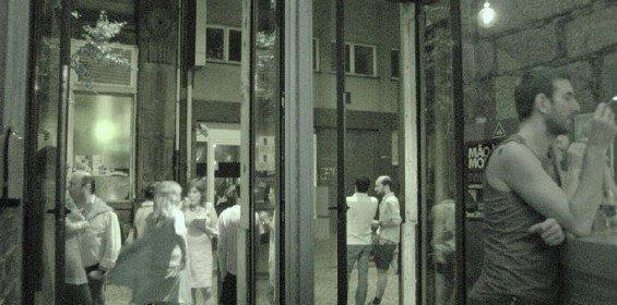 Eclectic Bar Porto Cafe Au Lait