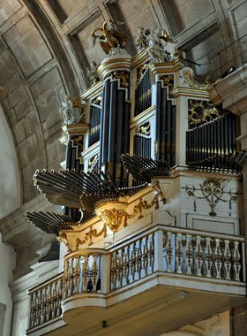 Organ Igreja dos Grilos, Porto