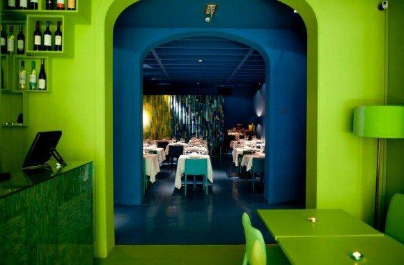 Real Indiana Porto green room