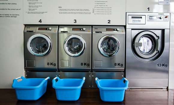 Laundry machines, Porto