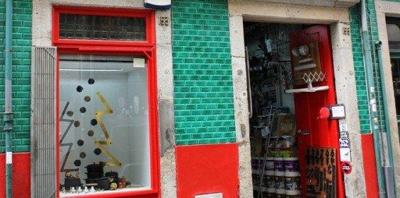 Store at Rua do Almada, Porto