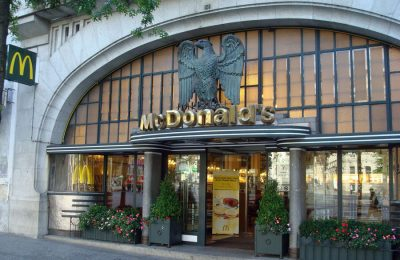 McDonalds Imperial, Porto