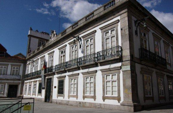 Palace Viscondes de Balsemão, Porto