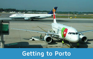 getting to porto