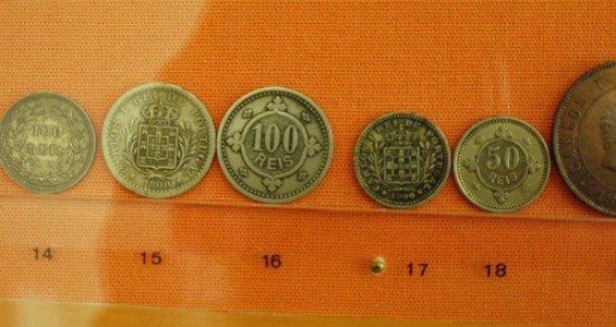Porto city coin cabinet