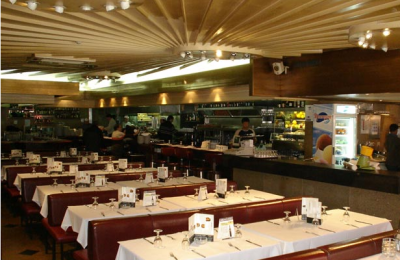 Restaurant Porto Cufra
