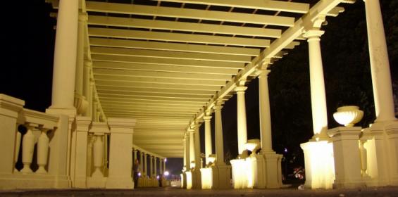 Romantic Promenade Porto Pergola