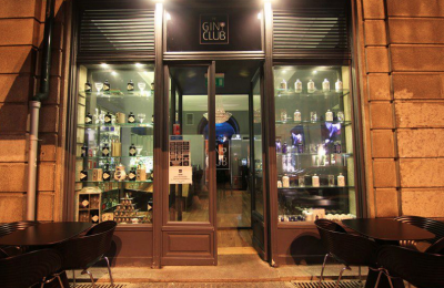 Trendy Gin Bar Porto The Gin Club