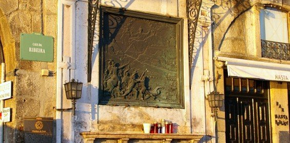 Tribute Sculpture Porto Alminhas Ponte